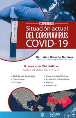 Conferencia Coronavirus, Situación actual. 12 de marzo