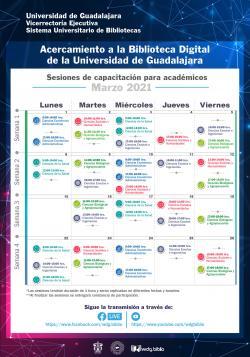 Acercamiento a la Biblioteca Digital de la Universidad de Guadalajara