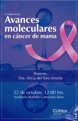 Avances Moleculares en Cáncer de Mama