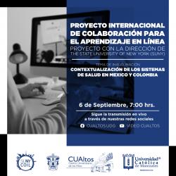 Proyecto Internacional de Colaboración para el Aprendizaje en Línea