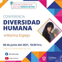 Conferencia Diversidad Humana