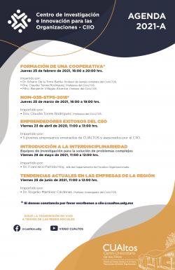 CIIO - Agenda 2021A