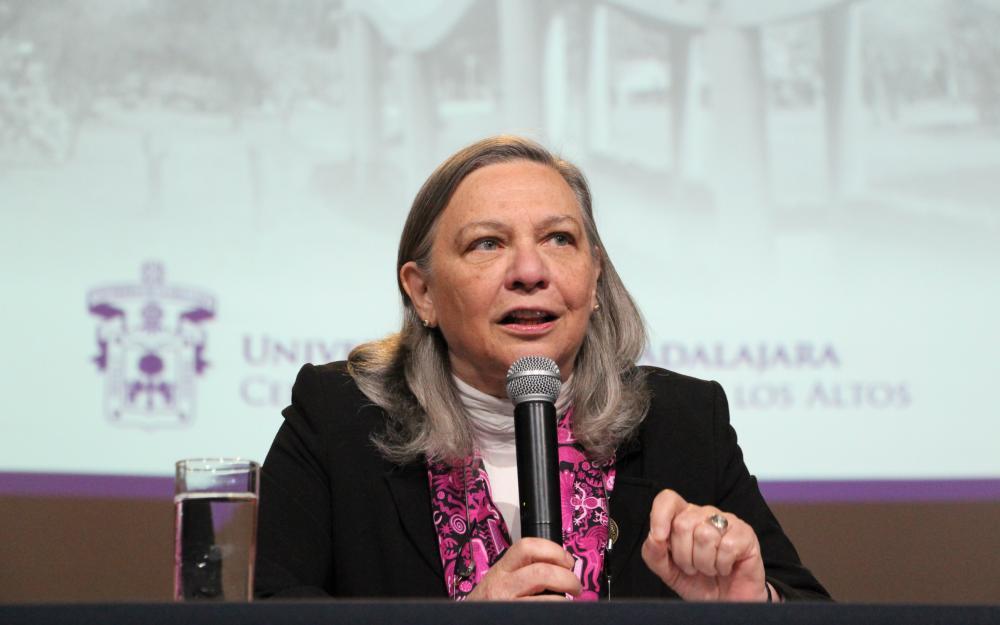 Sylvia Schmelkes defiende tenazmente la importancia de la pedagogía