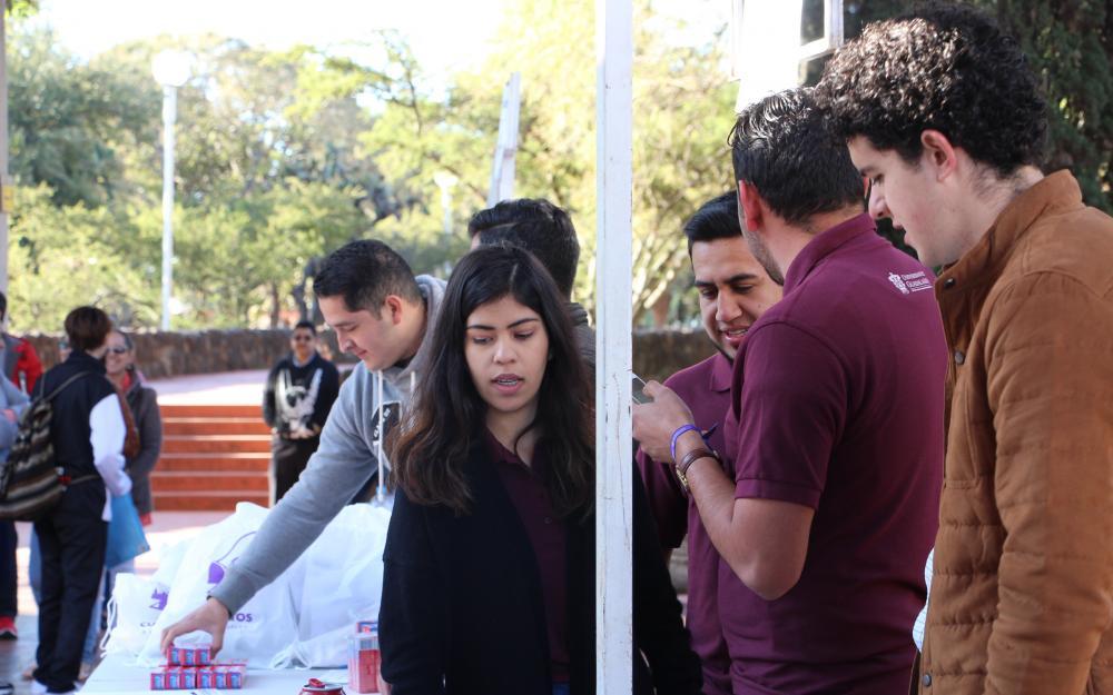 396 nuevos universitarios inician actividades en CUAltos