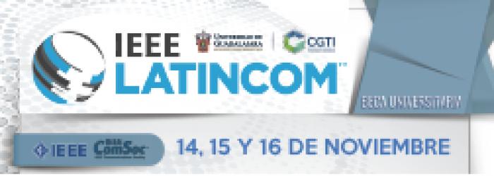 Laticom, 14 al 16 de noviembre