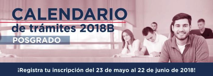 Posgrados 2018-B en UDG Virtual