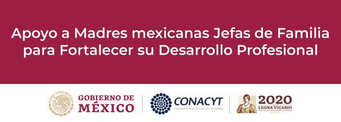 Apoyo a Madres mexicanas Jefas de Familia para Fortalecer su Desarrollo Profesional