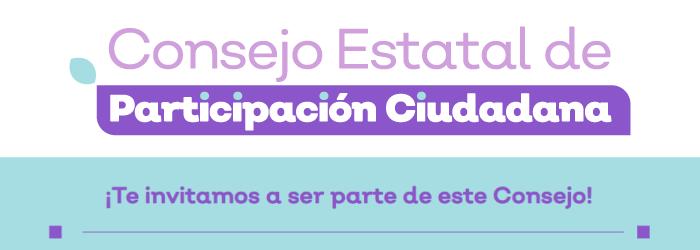 Consejo estatal de participación ciudadana