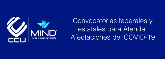 Convocatorias para Atender Afectaciones del COVID-19