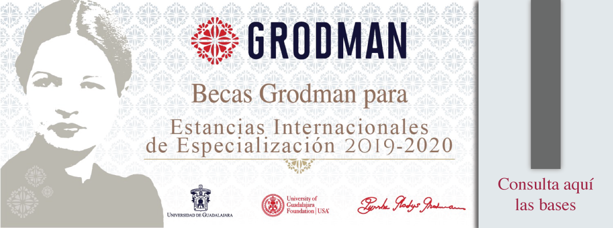 Becas Grodman para Estancias Internacionales de Especialización 2019 - 2020