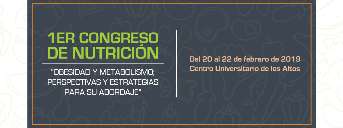 1er congreso de nutrición, Del 20 al 22 de febrero