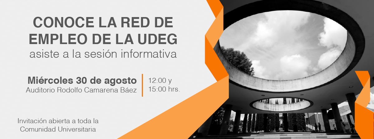 Red de empleo UdeG