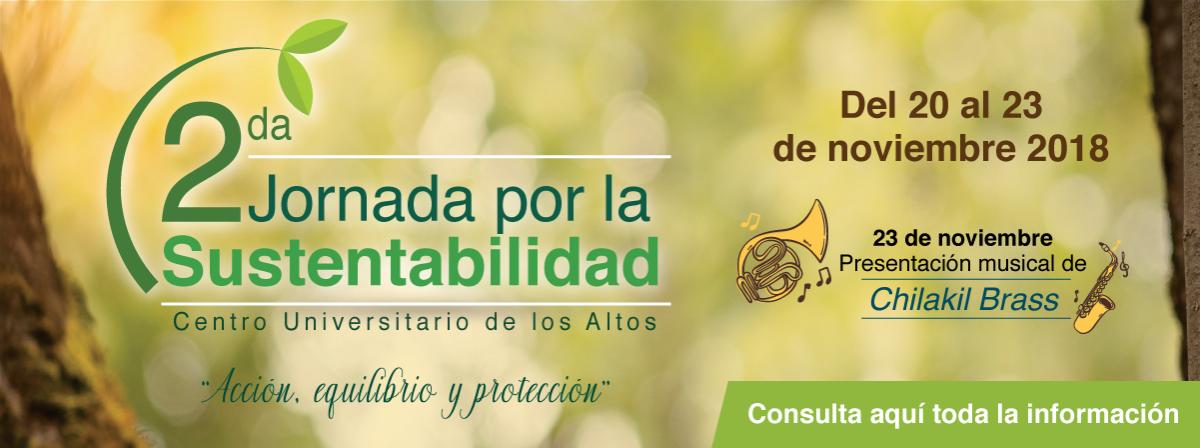 Segunda jornada de sustentabilidad, CUALTOS. del 20 al 23 de noviembre, invitación especial Chilakil Brass