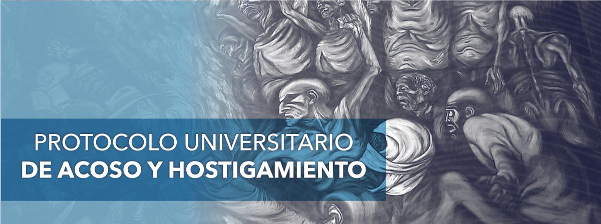 Protocolo Universitario de Acoso y Hostigamiento