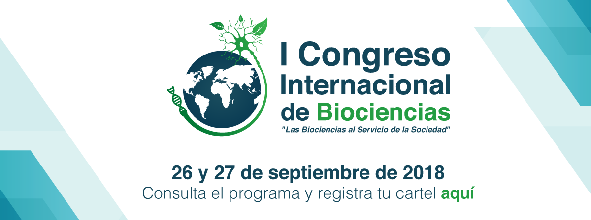 1er Congreso Internacional de Biociencias