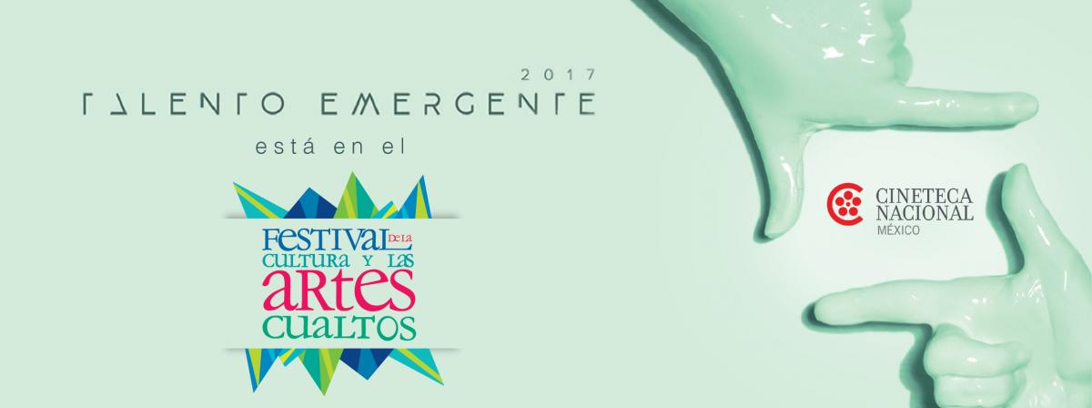 Talento emergente de la CINETECA NACIONAL MEXICO