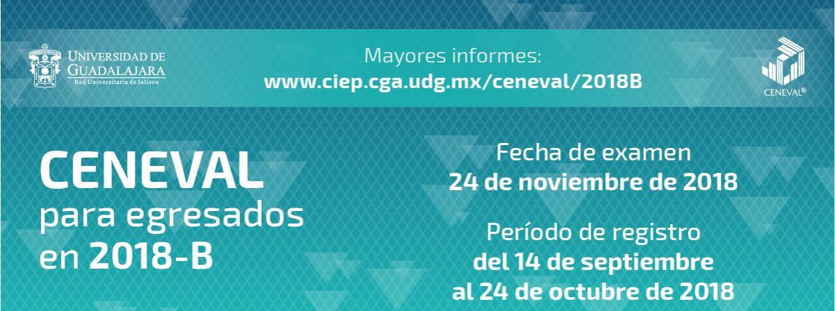Ceneval para egresados, 24 de noviembre